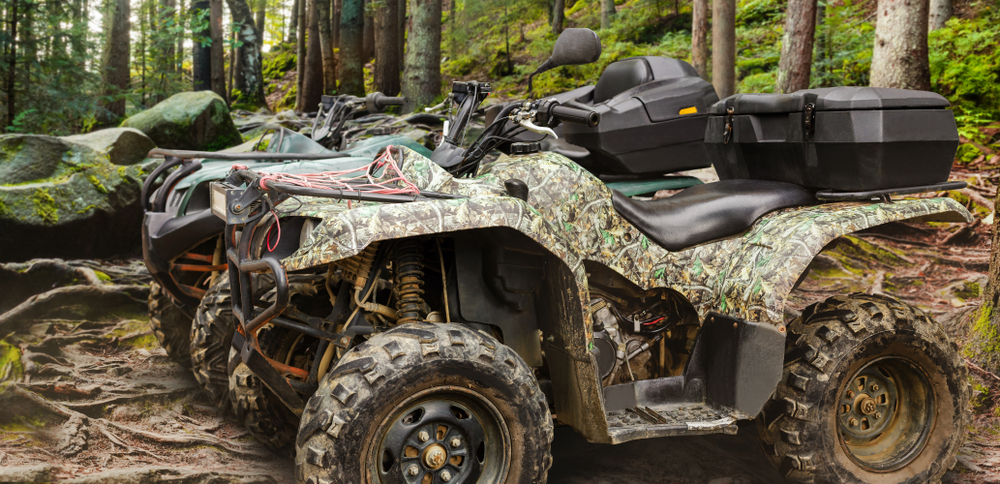 utility atv for hunting